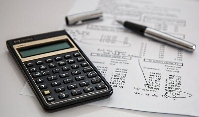 saving tips with calculator
