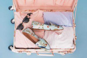fancy suit case